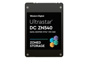 Ultrastar DC ZN540 ZNS SSD