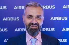 Walid Lahoud, Head of Sales MENAI at Secure Land Communications of Airbus