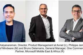 Avent and Mindware partner to bring Avent's IoTConnect Partner Program to the MENA region
