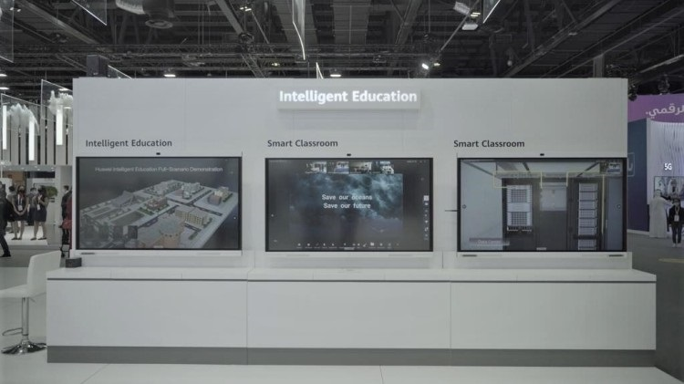 Huawei to showcase its expanded Smart Education portfolio at the GITEX 2020