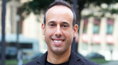 Lior Div, CEO and cofounder of Cybereason
