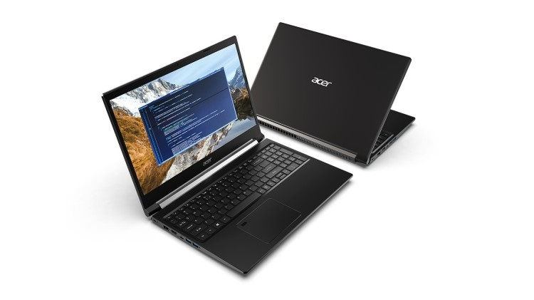 Acer unveils Nitro 5 gaming notebooks plus new Aspire 5 and 7 notebooks
