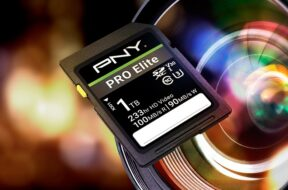 PNY 1TB PRO Elite Class 10 U3 V30 SDXC Flash Memory Card