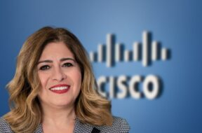 Reem Asaad, Vice President, Cisco Middle East & Africa.