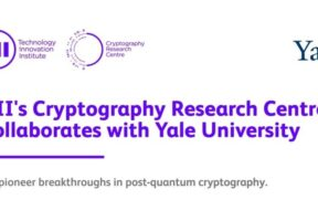 Technology Innovation Institute's CRC announces collaboration with Yale University