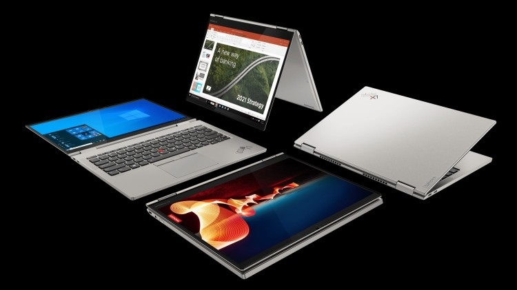 Lenovo showcases a range of innovative solutions at CES 2021