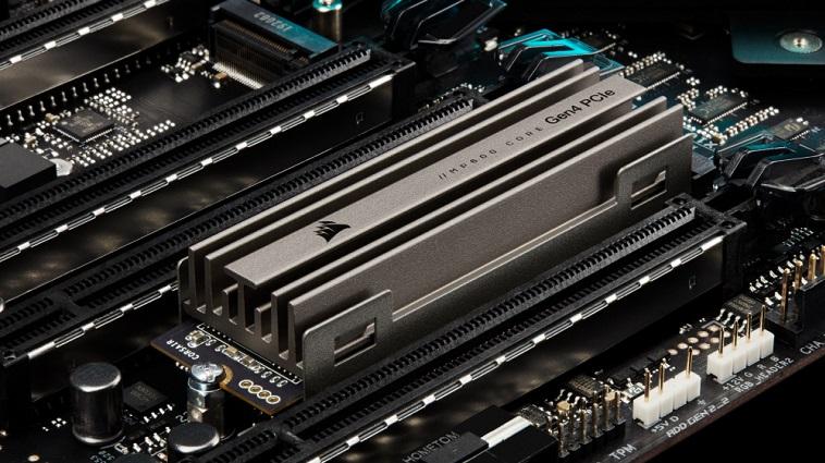 CORSAIR launches three new SSDs