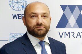 Dimitris Raekos, Business Development Manager, MEA at VMRay