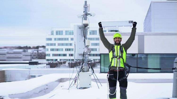 Ericsson announces expansion of its Massive MIMO portfolio and RAN Compute portfolio