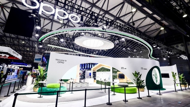 OPPO showcases innovative solutions at MWC Shanghai