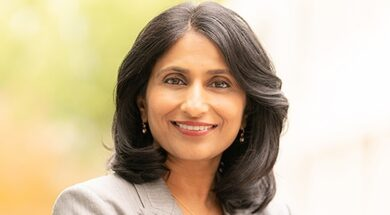 Purnima Padmanabhan, senior vice president and general manager, Cloud Management Business Unit, VMware.