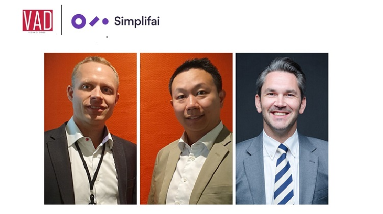 Simplifai enters into a distribution agreement with VAD Technologies