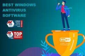 ESET Best Windows Antivirus Software_1