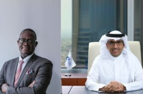 Ekow Nelson, Vice President at Ericsson Middle East and Africa and Alaa Malki, Chief Technology Officer at Mobily