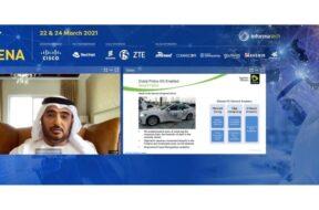 Etisalat announces successful participation at the 5G MENA 2021 Digital Symposium