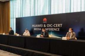Huawei becomes the first global ICT play to officially join the OIC-CERT