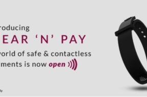 Thales contactless