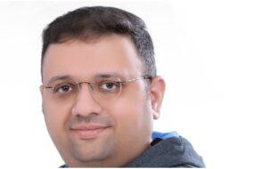 Vaidy Panchabikesan, Regional Sales Director at Kissflow