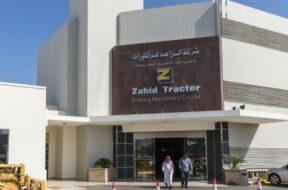 Zahid Tractor