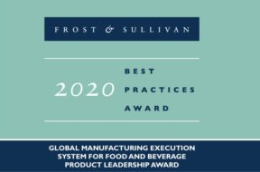 AVEVA gets recognized by Frost and Sullivan