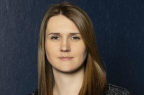 Katya Ivanova, Vice President Worldwide Inside Sales at Acronis