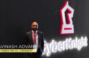 Avinash Advani, Founder and CEO, CyberKnight