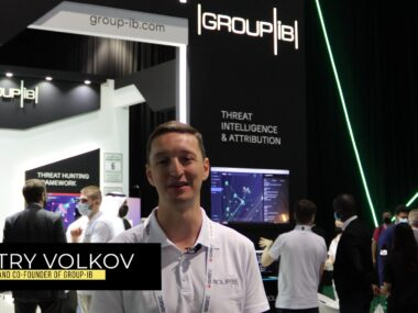 Dmitry Volkov, CTO and Co-founder of Group IB