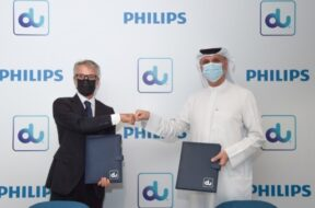 Philips and du sign a MoU