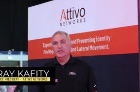 Ray Kafity, Vice President – Attivo Networks