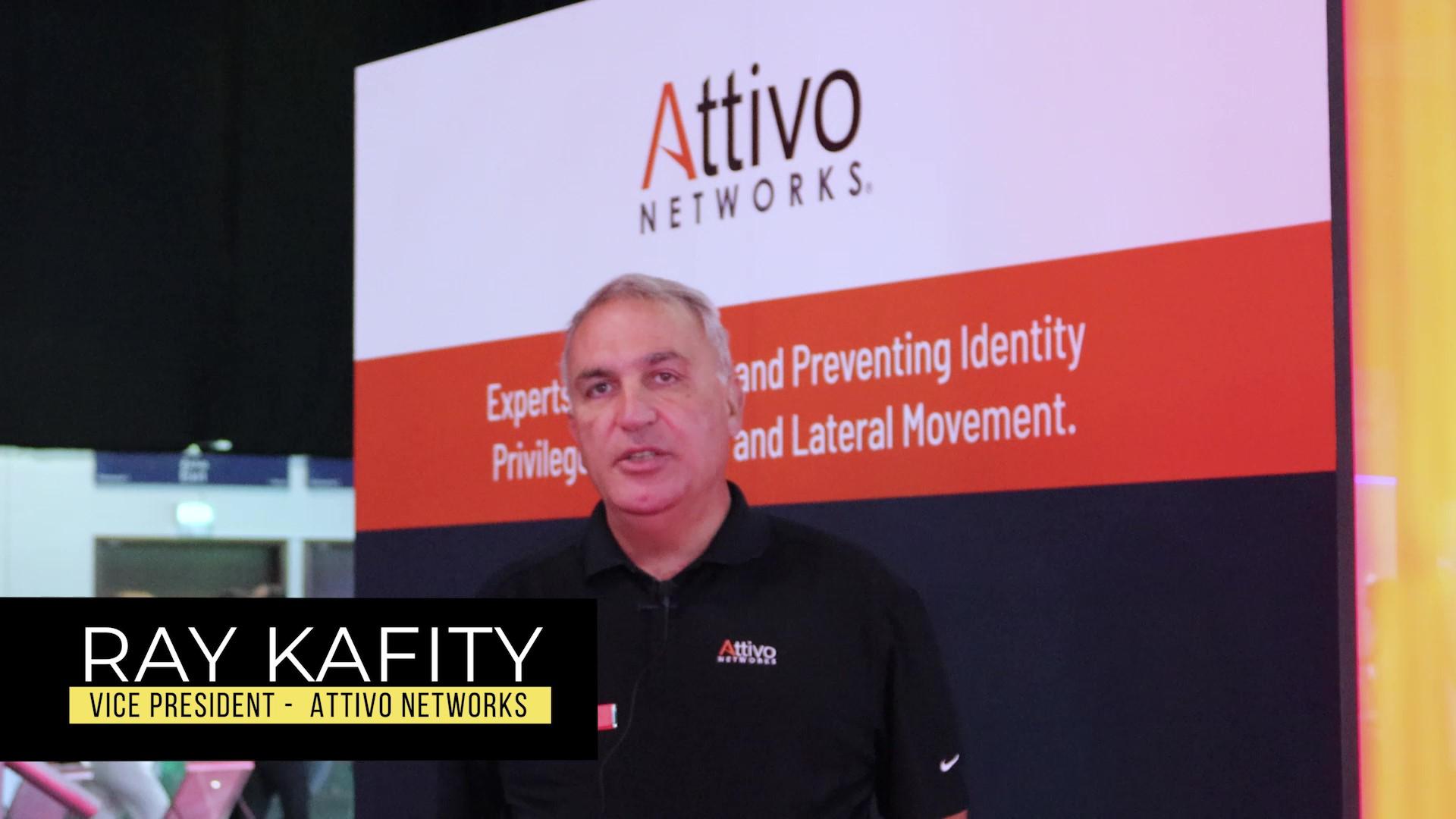 Attivo Networks at GISEC 2021