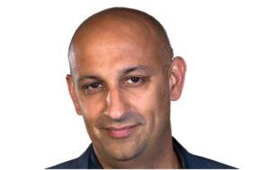 Amish Sabharwal, Executive Vice President, Engineering Business, AVEVA.