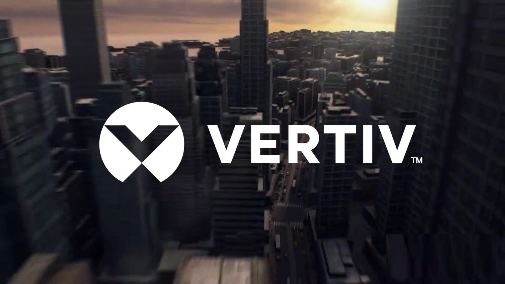 Keep IT Running – Vertiv