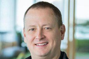 Woodson Martin, GM of Salesforce AppExchange.
