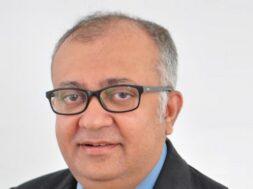 Chintan Vyas, Regional Sales Head for Mitsumi Distribution