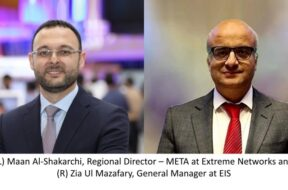 EIS signs a partnership agreement with Extreme Networks