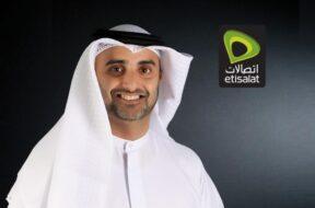 Masood M. Sharif Mahmood, CEO, Etisalat UAE operations