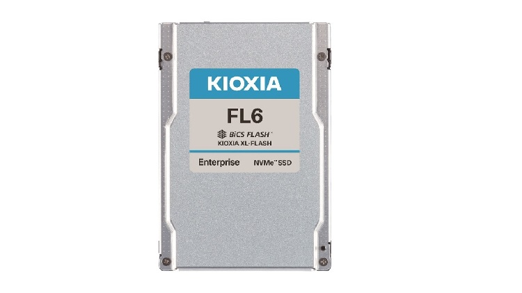 KIOXIA introduces PCIe 4.0 storage class memory SSDs