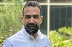 Mohammad Alshare, Managing Director for Middle East and North Africa at Ivanti