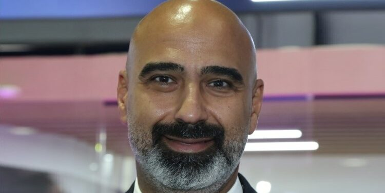Alaa Bawab, General Manager, Lenovo Infrastructure Solutions Group (ISG), Middle East & Africa