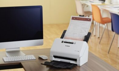 Canon unveils new series of document scanners to strengthen e-tail scan portfolio and hybrid work