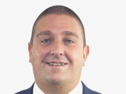 Chris Docherty, Regional Manager Infrastructure Solutions Group (ISG), Middle East