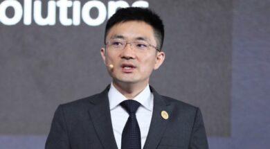 David Shi, President, Enterprise Business Group, Huawei Middle East