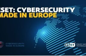 ESET awarded the 'Cybersecurity Made in Europe' label by the European Cyber Security Organization