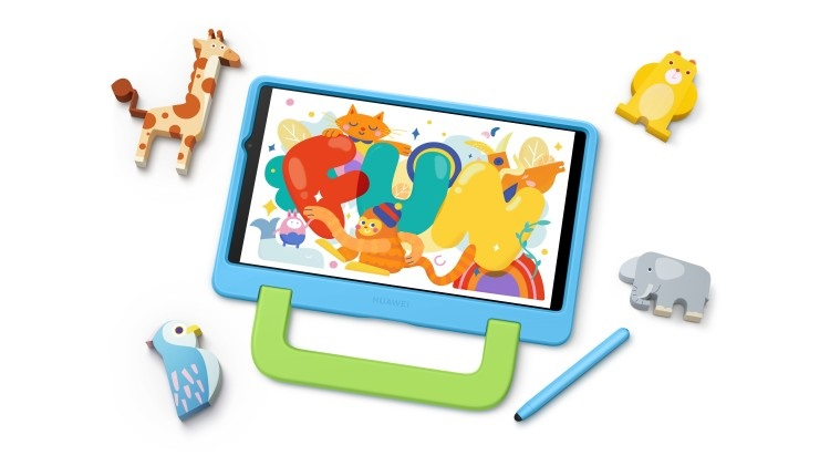 Huawei unveils the HUAWEI Matepad T Kids Edition