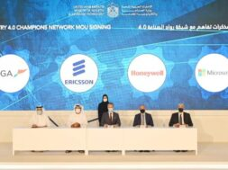 MoIAT kick starts the new announced UAE Industry 4.0