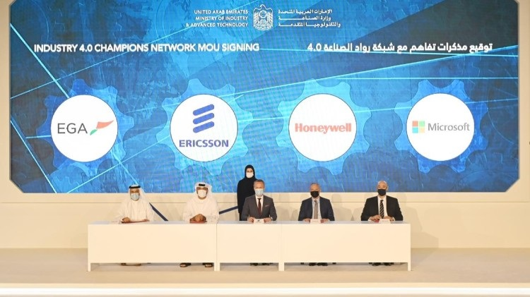 MoIAT kick starts the newly announced UAE Industry 4.0