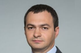 Roman Poludnev, general manager for Honeywell Safety and Productivity Solutions Middle East, Russia, Turkey and Africa.