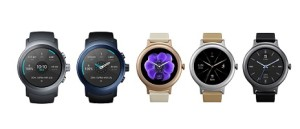 LG, Google roll out Android Wear 2.0 watches